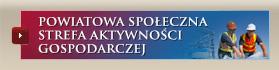 Powiatowa Społeczna Strefa Aktywności Gospodarczej